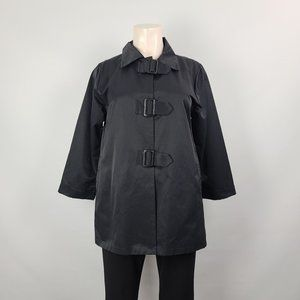 Linda Lundstrom Black Light Jacket Size 1X